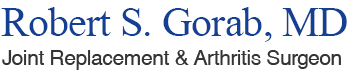 Robert S. Gorab, MD - Joint Replacement and Arthritis Surgeon